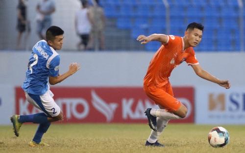 Bàn thắng và highlight SHB Đà Nẵng 1-2 Than Quảng Ninh