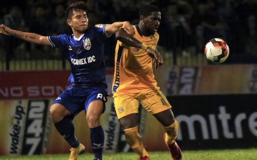 Soi kèo bóng đá Bình Dương vs Thanh Hóa. Trực tiếp bóng đá V-League 2020
