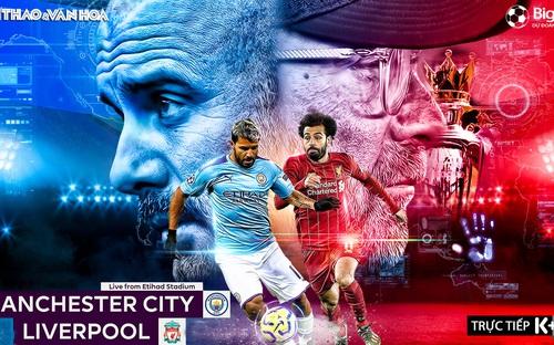 Soi kèo bóng đá Man City vs Liverpool. Trực tiếp bóng đá Vòng 33 Ngoại hạng Anh. K+. K+PM