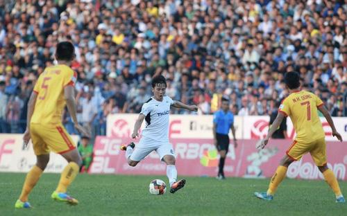 Bàn thắng và highlight Thanh Hóa 0-0 HAGL