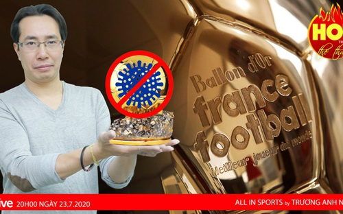 HOT TREND thể thao. Số 18: Hủy giải thưởng Quả bóng Vàng 2020 - Quyết định có công bằng?