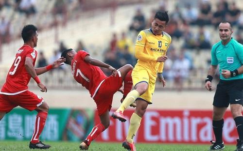 Video Highlights Than Quảng Ninh 2-0 SLNA: Xứ Nghệ lâm nguy