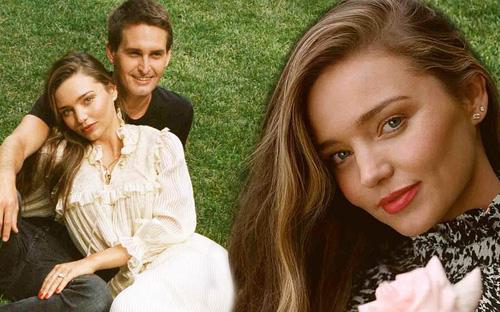 Miranda Kerr: Sắc đẹp và hạnh phúc khiến cả thiên hạ phải trầm trồ
