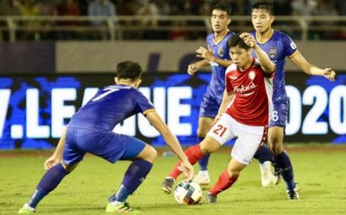 VIDEO: Bàn thắng và Highlights TP HCM 1-2 Bình Dương, V League 2020 vòng 7