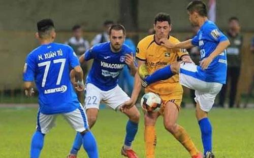 Video Bàn thắng và Highlights Than Quảng Ninh 3-2 Nam Định