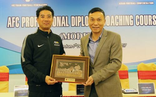 Tân Giám đốc kỹ thuật Yusuke Adachi đã có mặt tại Việt Nam