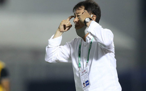 HLV Chung Hae Soung và TPHCM tái hợp sau khi chia tay