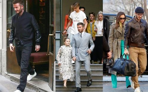 Ở tuổi 45, gu thời trang của David Beckham chất như thế nào ?