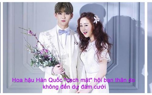 Hôn nhân của Hoa hậu Hàn Quốc Ham So Won và chồng kém 18 tuổi