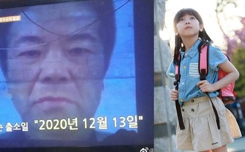 Jo Doo Soon - tên tội phạm ấu dâm nguyên mẫu của phim Hope sắp ra tù