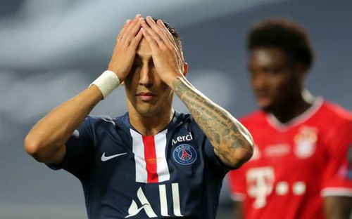 Di Maria bị treo giò 4 trận vì bênh vực Neymar