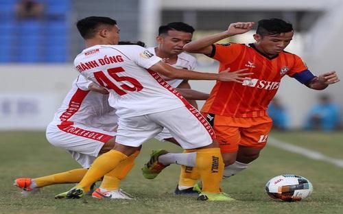 VIDEO: Highlight và bàn thắng: SHB.Đà Nẵng 1–0 Hải Phòng FC