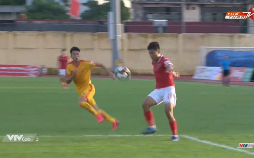Bàn thắng và highlight Thanh Hóa 1-2 Hồng Lĩnh Hà Tĩnh