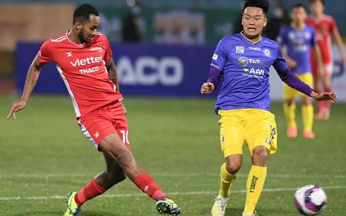 Vì sao Vua phá lưới Pedro Paulo tịt ngòi ghi bàn ở CLB Viettel tại V-League 2021?