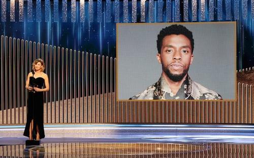 Quả cầu Vàng 2021: Ngôi sao quá cố Chadwick Boseman thắng giải Nam chính xuất sắc