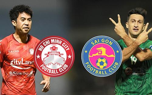 Highlights và bàn thắng: TP.HCM 1-0 Sài Gòn FC