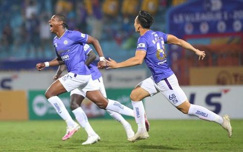 Highlights Hà Nội 3-2 Đông Á Thanh Hóa, vòng 4 V League 2021