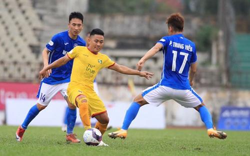 Highlights SLNA 1-0 Than Quảng Ninh, vòng 4 V League 2021