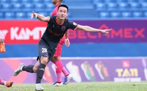 Highlights Becamex Bình Dương 1-0 Sài Gòn, vòng 5 V League 2021