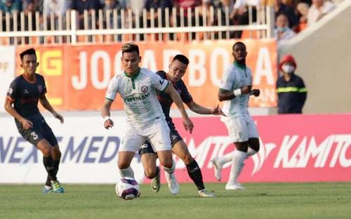 VIDEO: Highlights và bàn thắng: Bình Định 0-0 Bình Dương