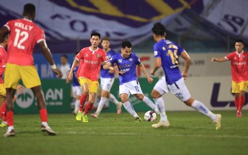 Highlights Hà Nội FC 1-1 Hồng Lĩnh Hà Tĩnh, vòng 6 V League 2021