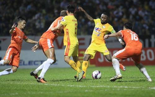 Highlights Đông Á Thanh Hóa 1-3 SHB Đà Nẵng, vòng 6 V-League 2021
