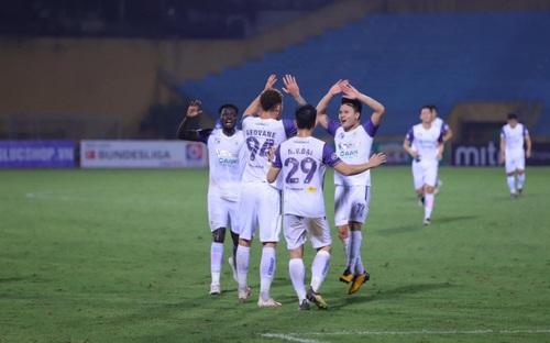 VIDEO: Highlights và bàn thắng: Hà Nội 4-0 Than Quảng Ninh