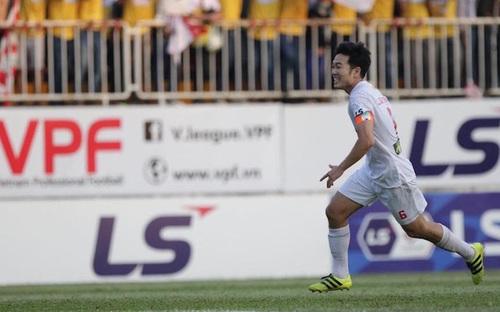 VIDEO: Highlights và bàn thắng: HAGL 1-0 Hà Nội FC