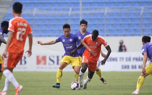 Highlights SHB Đà Nẵng 2-0 Hà Nội FC, vòng 7 V League 2021