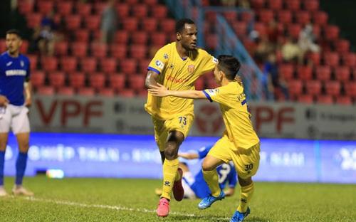 Highlights Than Quảng Ninh 0-1 Nam Định, vòng 11 V League 2021