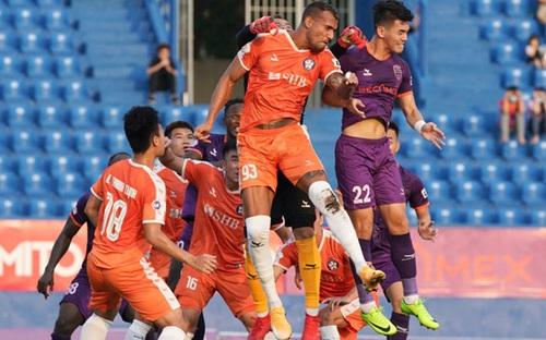 VIDEO: Highlights và bàn thắng: SHB Đà Nẵng 1–2 Sài Gòn