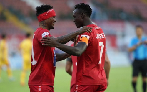 Video: Hilights Hải Phòng 2-0 SLNA, Vòng 11 V-League 2021