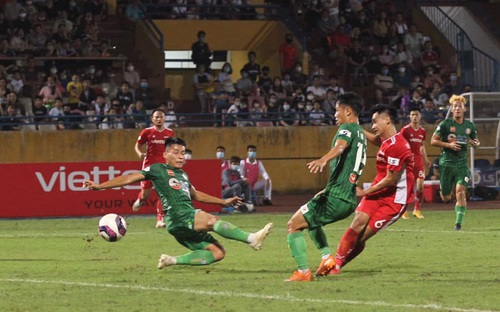 Highlights  Viettel 3–0 Sài Gòn - Vòng 7 Vleague 2021