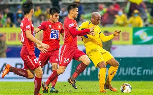 VIDEO: Highlights và bàn thắng: Đông Á Thanh Hóa 3-0 Hải Phòng