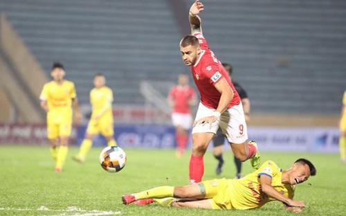 Highlights HL Hà Tĩnh 3-2 Nam Định, vòng 12 V League 2021: Kịch tính đến phút cuối
