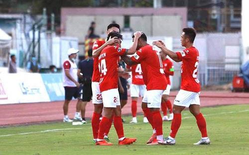 Highlights TP Hồ Chí Minh 3-0 Hải Phòng: Cú đúp của Lee Nguyễn