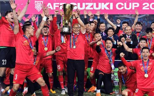 6 kỳ tích của thầy Park với bóng đá Việt Nam