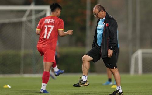 Đội tuyển Việt Nam được bảo vệ cực gắt trước trận đấu với Indonesia