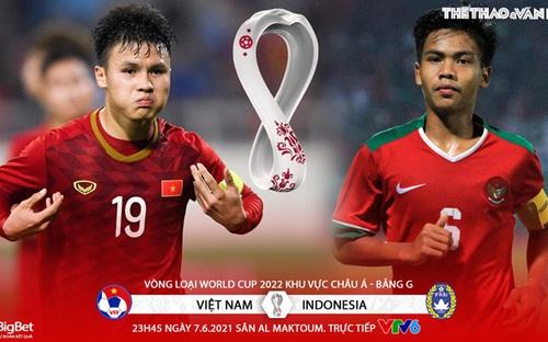 Soi kèo nhà cái Việt Nam vs Indonesia - Vòng loại World Cup 2022