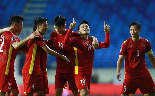 Đội tuyển bóng đá Việt Nam có cơ hội giành vé dự VCK World Cup 2022 cao hơn cả đội tuyển Trung Quốc