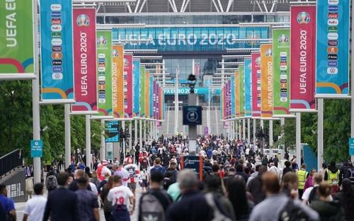 CĐV Anh tin tưởng đội nhà sẽ làm nên lịch sử tại EURO 2020