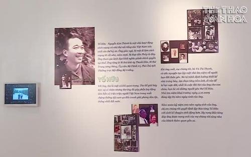 Bảo tàng về nhà thơ Tố Hữu - Người chép lịch sử cách mạng bằng thơ